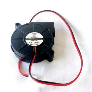 BTT 12V DC 50mm Radial Blower Cooling Fan 300mm
